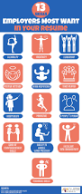 Key Phrases For Resume 13 Most Important Resume Skills Life Hacks Pinterest Resume