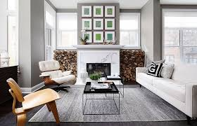 living room chicago neutrals that wow minimal chicago townhouse with inviting warmth