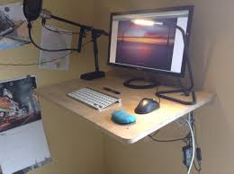 Ikea Stand Up Desk Hack by Standing Workstation Ikea Desk Hack Types Of Roofs For Houses G