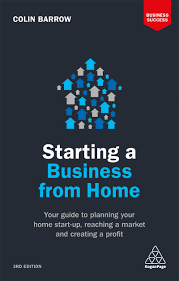 start business from home starting a business from home 9780749480844