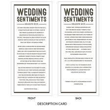 wedding sentiments bistro bliss wedding sentiments personalized shadow box weddingstar