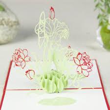shop paper 3d laser pop up greeting gift cards