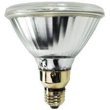 100w metal halide light bulb cdm100 par38 plusrite 1065