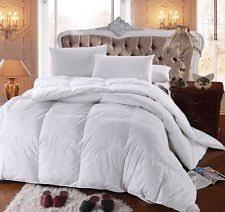 California King Goose Down Comforter Royal Hotel Comforters And Bedding Set Ebay