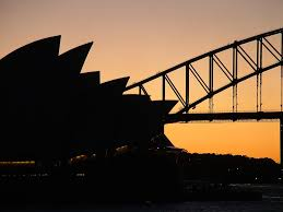 House Silhouette by Sydney Opera House Silhouette Andwat72 Flickr