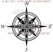 celtic knot compass tattoo pinterest celtic knots compass