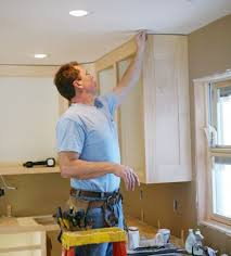 Lighting For Cathedral Ceiling In The Kitchen by How To Fix Recessed Lights That Fall Down