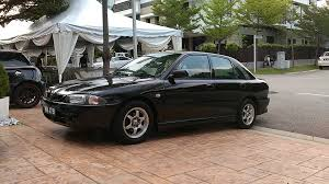 mitsubishi proton a short review proton wira special edition 1 5 at