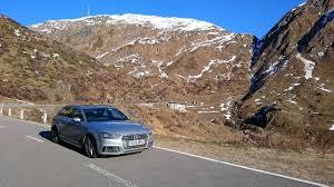 Audi Q5 Thule Dynamic 900 - audi a4 avant storming the alps parkers