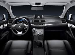 lexus harrier 2014 interior lexus ct 200h 2011 cartype