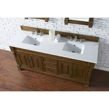 Oak Vanity Table With Drawers Darby Home Co Bedrock 72