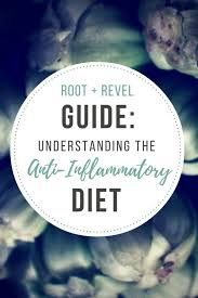 what is an anti inflammatory diet root revel