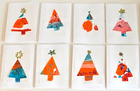 holiday prep series christmas cards kids can make things to