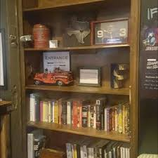 Firehouse Bookcase Firehouse Lounge 285 Photos U0026 343 Reviews Lounges 605 Brazos