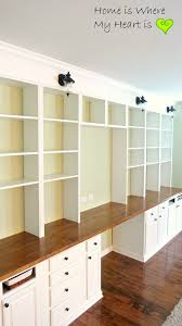 Bookcase Storage Units 141 Best Built In Shelves Storage Images On Pinterest Alcove