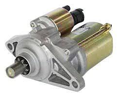 starter on honda civic amazon com tyc 1 17742 honda civic replacement starter automotive