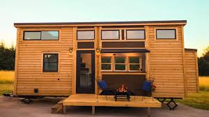 the mio a smart tiny house by covo tiny house company youtube