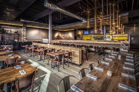 Restaurants Decor Ideas Interior Awesome Industrial Restaurant Designs Picture Ideas