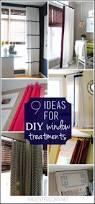 9 ideas for diy window treatments jenna burger