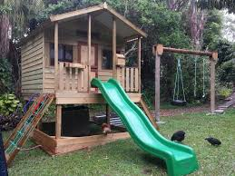 cubby ideas to get the kids into the backyard aarons outdoor living