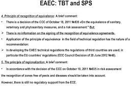 djamankulov harmonization of the application of the sps system en
