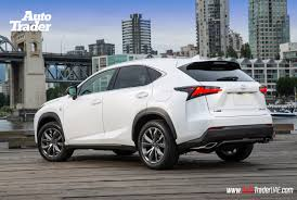 lexus cars autotrader auto trader uae news lexus enters small suv market