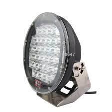 round led driving lights solicht 9 160w round led driving light ip68 4x4 4wd atv car off