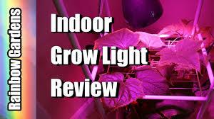 15 watt indoor led vegetative grow light review u0026 cucumber tower