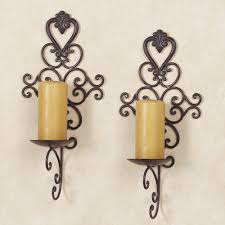 Mirror With Candle Sconces Lighting Mirrored Candle Sconces For Wall Candle Sconces Wall