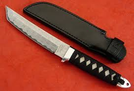cold steel kitchen knives review cold steel tanto series fixed blade knives