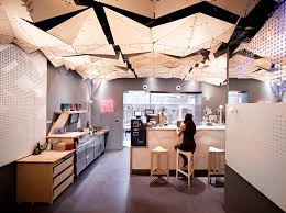 leka open source restaurant iaac fab lab barcelona archdaily