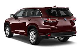 colors for toyota highlander 2015 toyota highlander hybrid reviews and rating motor trend