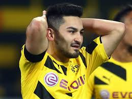 gundogan hair gundogan injury blow for dortmund goal com