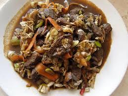 recette cuisine wok recette de wok de canard à l orange et au miel