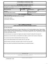 Da Form 4856 Initial Counseling Fillable Initial Counseling Template Squad Leader