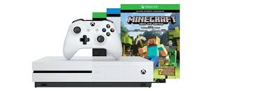 xbox one console with kinect amazon in video games amazon com xbox one s 500gb console minecraft bundle