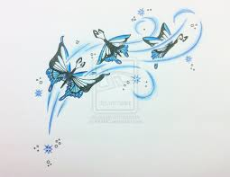design tattoo butterfly butterfly tattoos and designs page 558