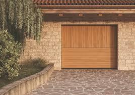 porte sezionali per garage securlap di silvelox porta sezionale per garage senza guide a