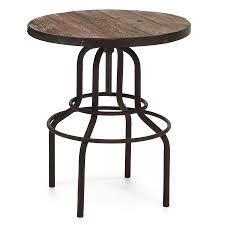 talya contemporary counter table collectic home