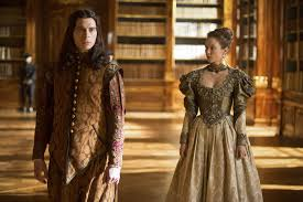 queen anne the musketeers images queen anne and luis hd