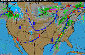 map of weather forecast in us us map weather forecast thempfa org