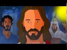 film kartun rohani anak film animasi jumat agung yesus ditangkap cerita alkitab anak