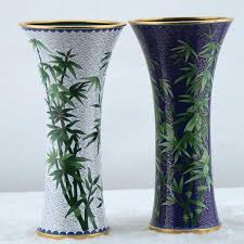 10inches opening vase ornament home decoration handmade