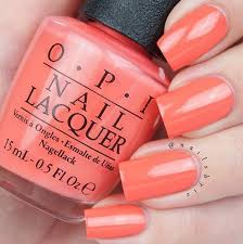 summer nail color trends 2014 nail polish trends opi retro summer 2016 collection