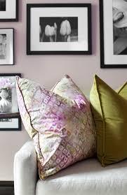 decor demon scott laslie blush pink walls paint color black
