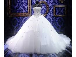 big wedding dresses image worn once big wedding dress collection only