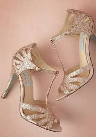stardust heels rose gold and wedding