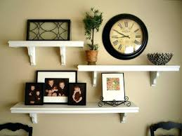 home decor wall pictures bedroom glass wall shelves decorating ideas modern home decor wall