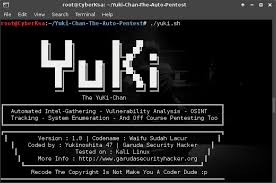 kali linux latest tutorial how to pentest automatically using yuki chan and kali linux 2017 2