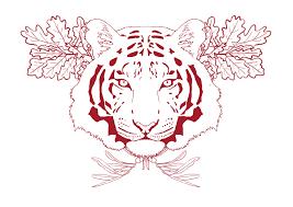 tattoo sketch 2 tiger chest tattoo by leodormouse on deviantart